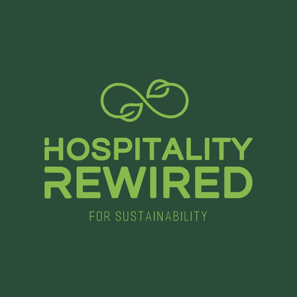 Hospitality rewired barekraftig reiseliv